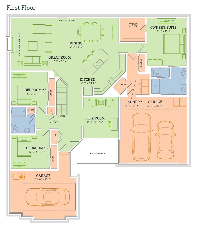 Drees Homes Mason Floor Plan Free Home Design Ideas Images