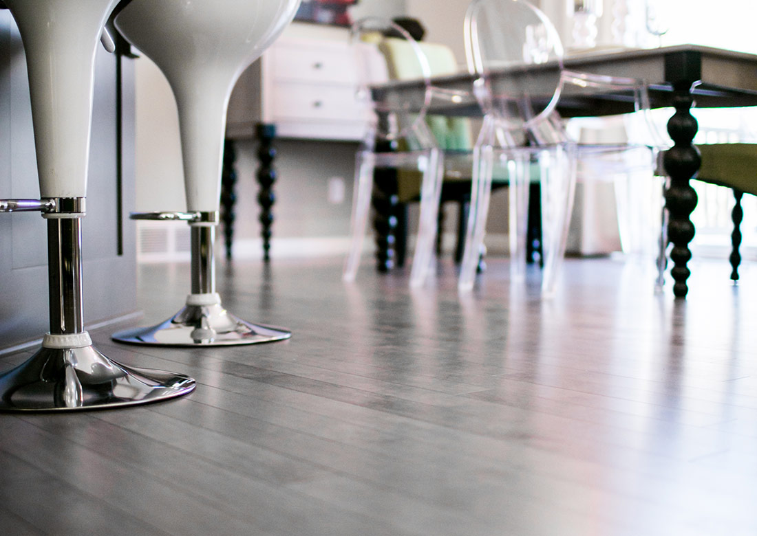Atwood Kitchen Floor