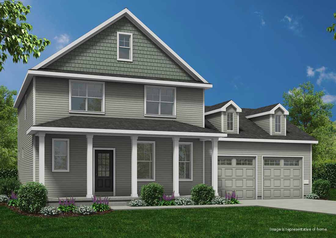 The Hudson Ss Home Plan Veridian Homes