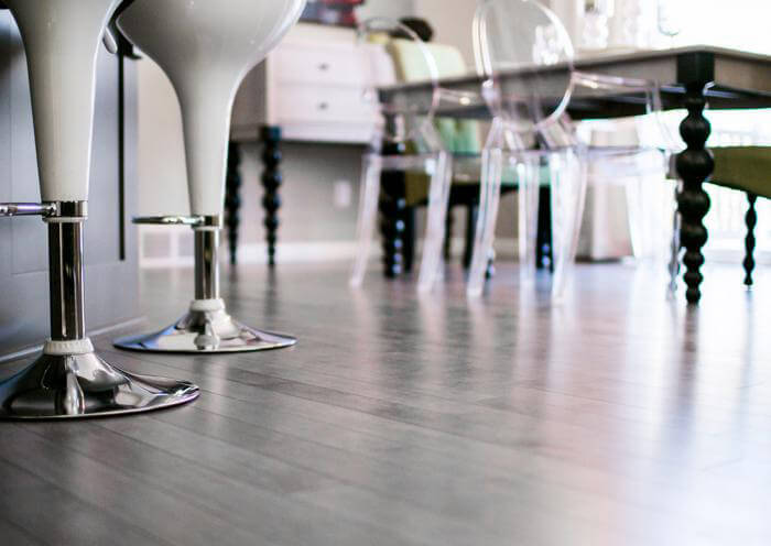 Atwood Kitchen Floor