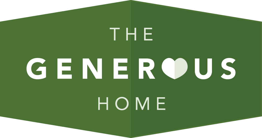 The Generous Home
