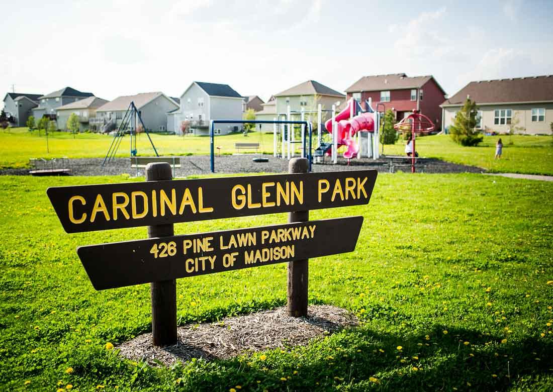 Cardinal Glenn