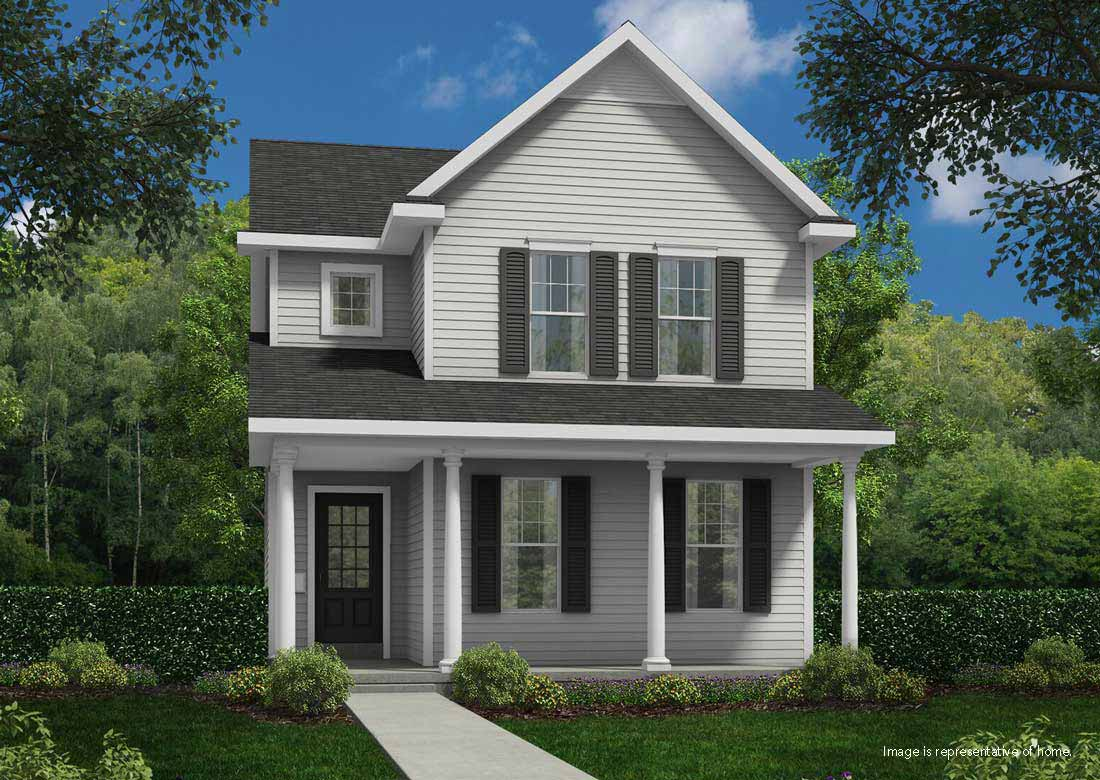 The morris home plan veridian homes for Morris home